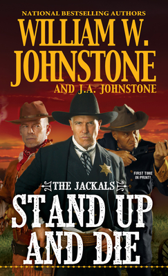 Stand Up and Die (The Jackals #2) Cover Image