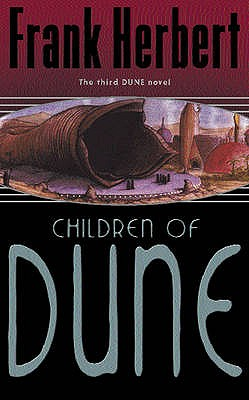 The Children of Dune Cover Image
