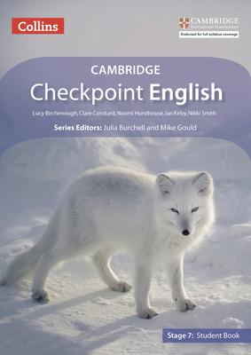 Cambridge Checkpoint English — Cambridge Checkpoint English Student Book 1 Cover Image