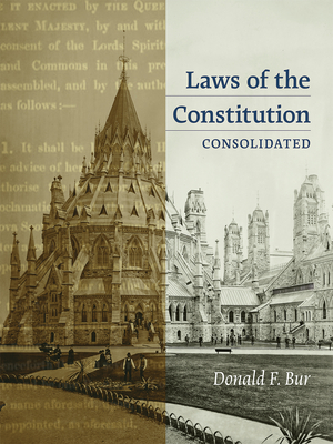 Laws of the Constitution: Consolidated Cover Image