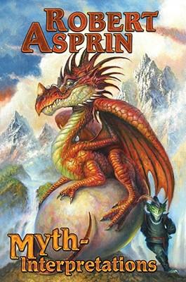 MYTH-Interpretations: The Worlds of Robert Asprin Cover Image