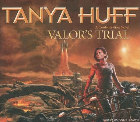 Cover for Valor's Trial (Confederation Novels (Audio))