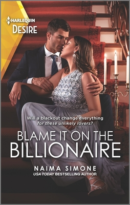 Blame It on the Billionaire Cover Image