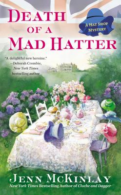 Death of a Mad Hatter (A Hat Shop Mystery #2) Cover Image