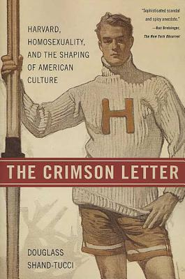 The Crimson Letter Cover