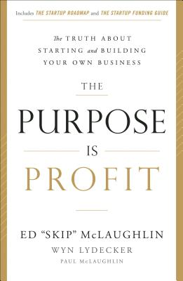 The Purpose Is Profit Cover
