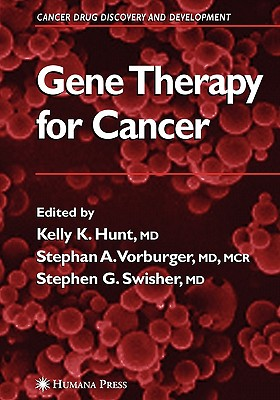 Gene Therapy for Cancer (Cancer Drug Discovery & Development) Cover Image