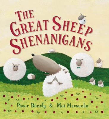 The Great Sheep Shenanigans Cover