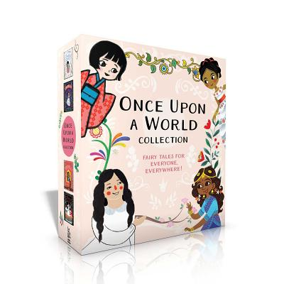 Once Upon a World Collection: Snow White; Cinderella; Rapunzel; The Princess and the Pea Cover Image