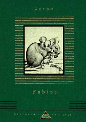 Fables (Everyman's Library Children's Classics Series) Cover Image