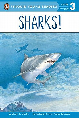 Sharks! (Penguin Young Readers, Level 3) Cover Image