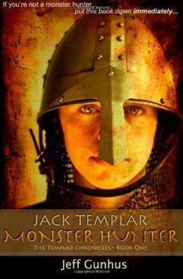 Jack Templar Monster Hunter Cover