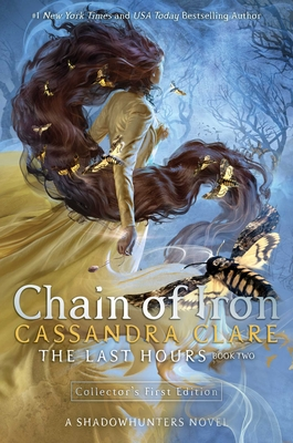 Chain of Iron (The Last Hours #2) Cover Image