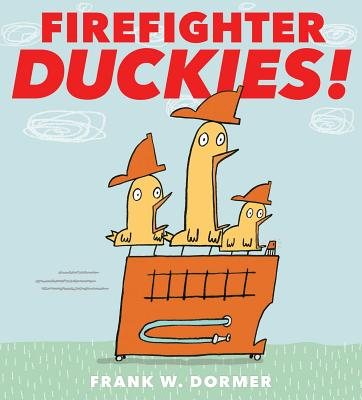 Cover for Firefighter Duckies!
