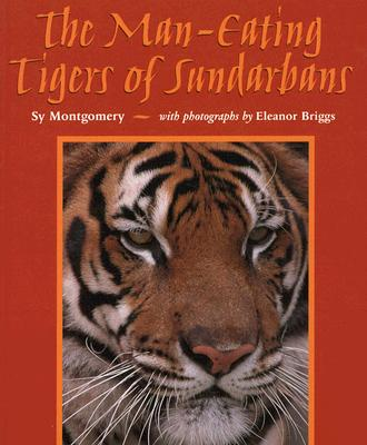 The Man-Eating Tigers of Sundarbans Cover