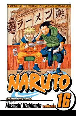 Naruto, Vol. 16 cover image