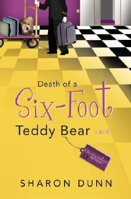 Death of a Six-Foot Teddy Bear Cover