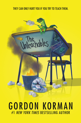 The Unteachables Cover Image