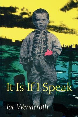 It Is If I Speak (Wesleyan Poetry) Cover Image