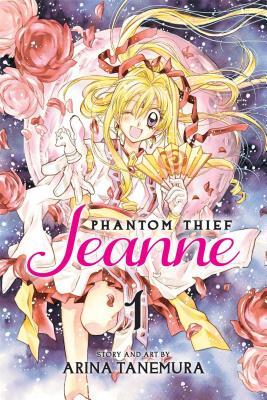 Phantom Thief Jeanne, Volume 1 Cover