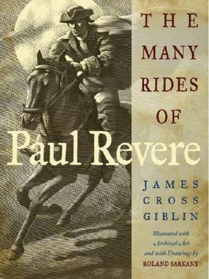 The Many Rides of Paul Revere Cover