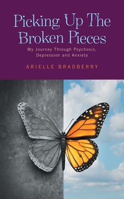 Picking Up The Broken Pieces: My Journey Through Psychosis, Depression and Anxiety Cover Image