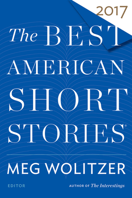 Best American Short Stories 2017 cover image