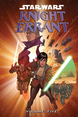 Star Wars: Knight Errant Cover Image