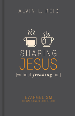 Sharing Jesus Without Freaking Out Cover