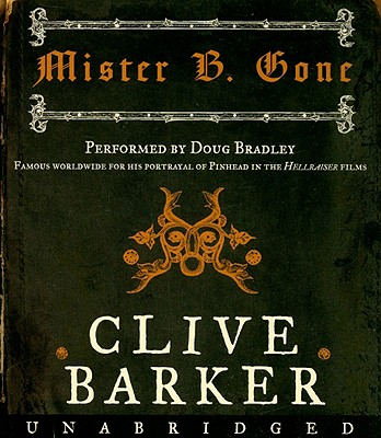 Mister B. Gone Low Price CD Cover Image