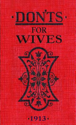 Don'ts for Wives Cover Image