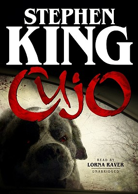 Cover for Cujo [With Earbuds] (Playaway Adult Fiction)