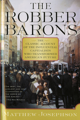 Cover for The Robber Barons