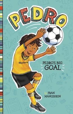 Pedro's Big Goal Cover Image