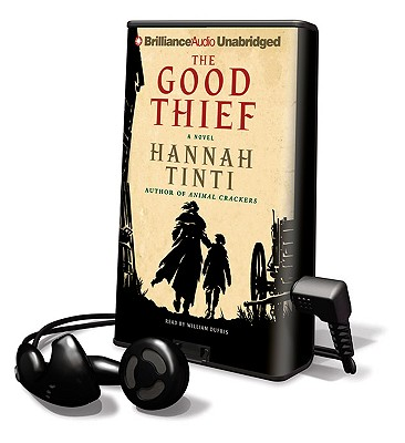 The Good Thief [With Earbuds] Cover Image