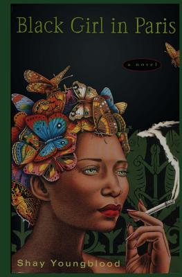 Black Girl in Paris Cover Image