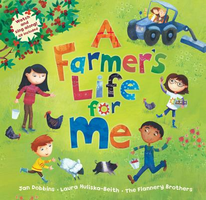 A Farmer's Life for Me [With CD (Audio)] Cover
