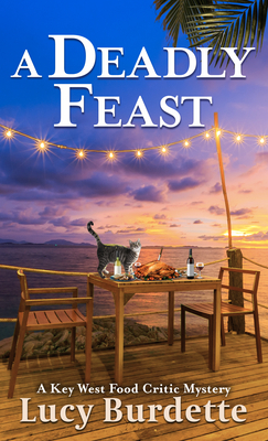 A Deadly Feast cover