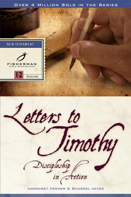 Letters to Timothy Cover