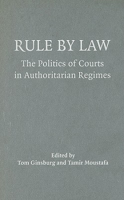 Rule By Law Cover Image