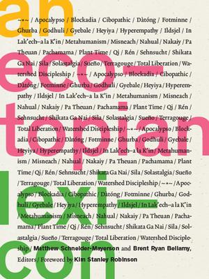 An Ecotopian Lexicon Cover Image