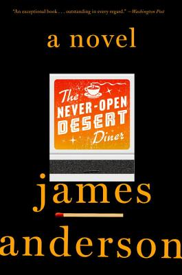 The Never-Open Desert Diner Cover Image