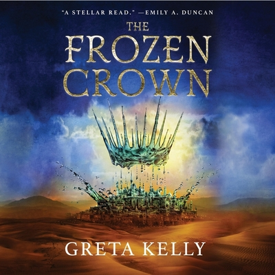 The Frozen Crown Cover Image