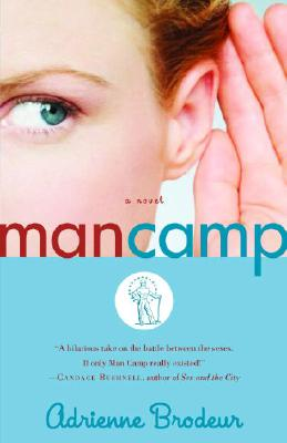 Man Camp: A Novel Cover Image