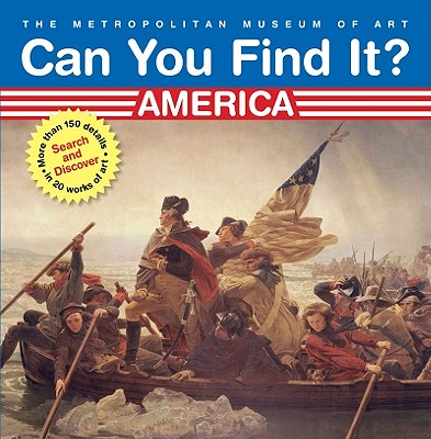 Cover for Can You Find It? America