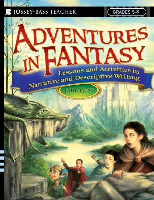 Adventures in Fantasy Cover