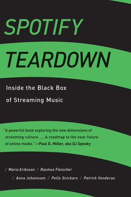 Spotify Teardown: Inside the Black Box of Streaming Music Cover Image