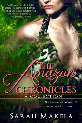 Cover for The Amazon Chronicles