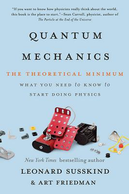 Quantum Mechanics Cover