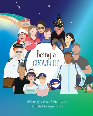 Being a Grown Up Cover Image